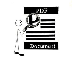 Make PDF Searchable