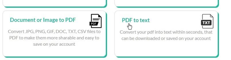 PDF to TXT Online