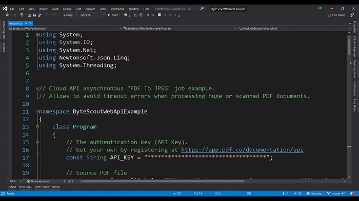 PDF to Image API