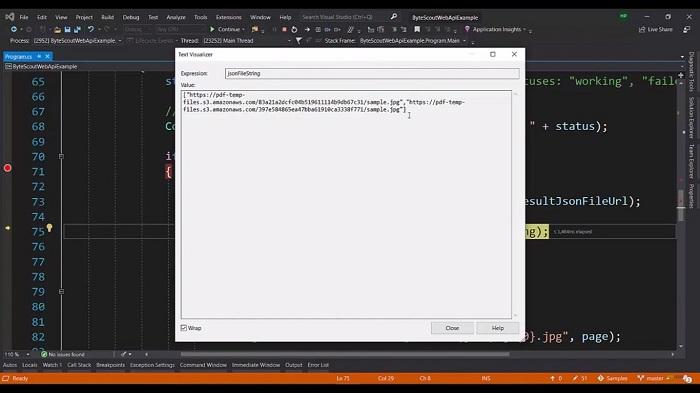 PDF to Image API Tutorial