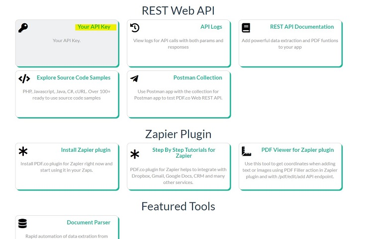 Zapier Plugin Integration