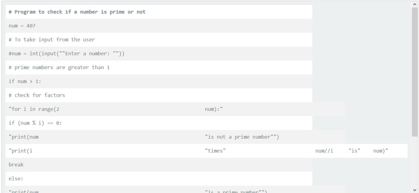 PDF to CSV Output