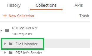 File Uploader Folder