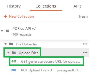 Upload Files Folder