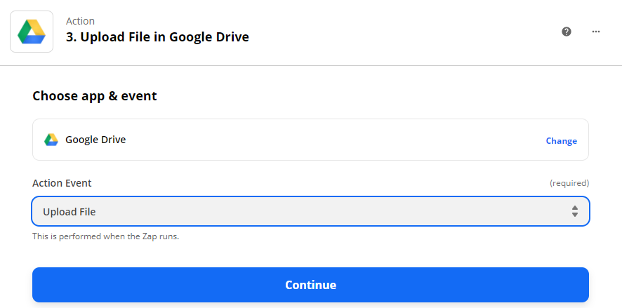 Upload Searchable PDF To Google Drive