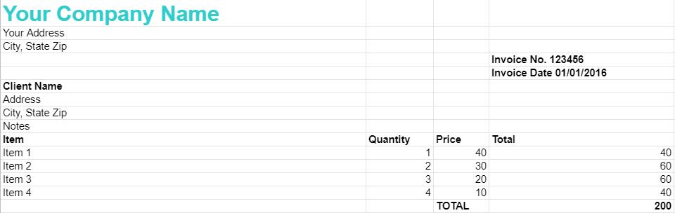 Screenshot of output using PDF.co