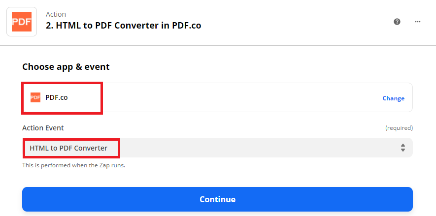 Convert Email To PDF Using PDF.co HTML To PDF Converter