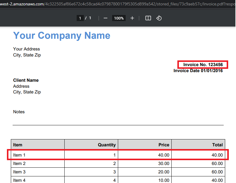 Input File In PDF.co And Quickbooks Online Integration