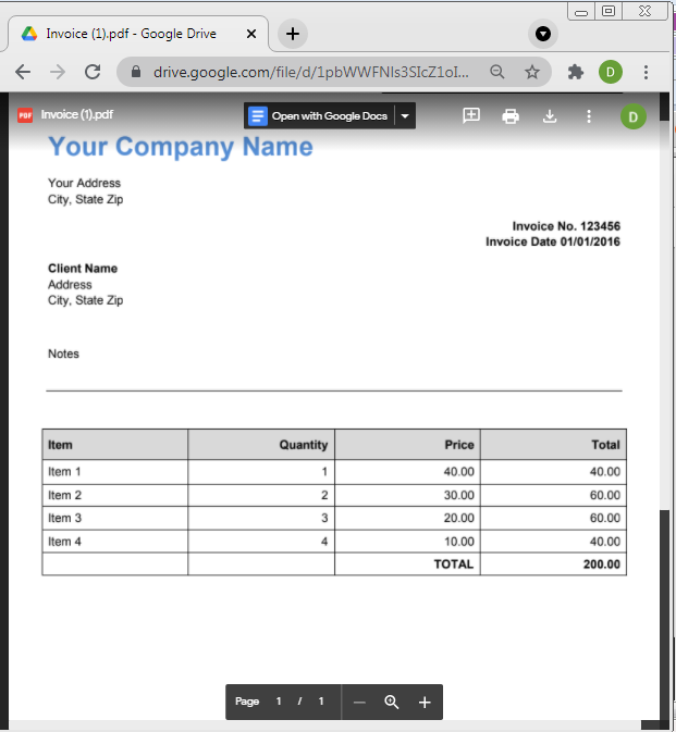 Screenshot of Source PD