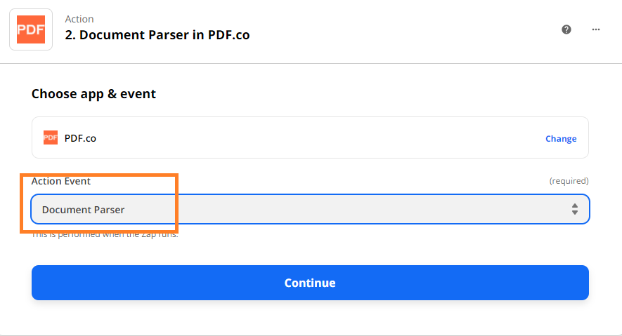 Document Parser In PDF.co