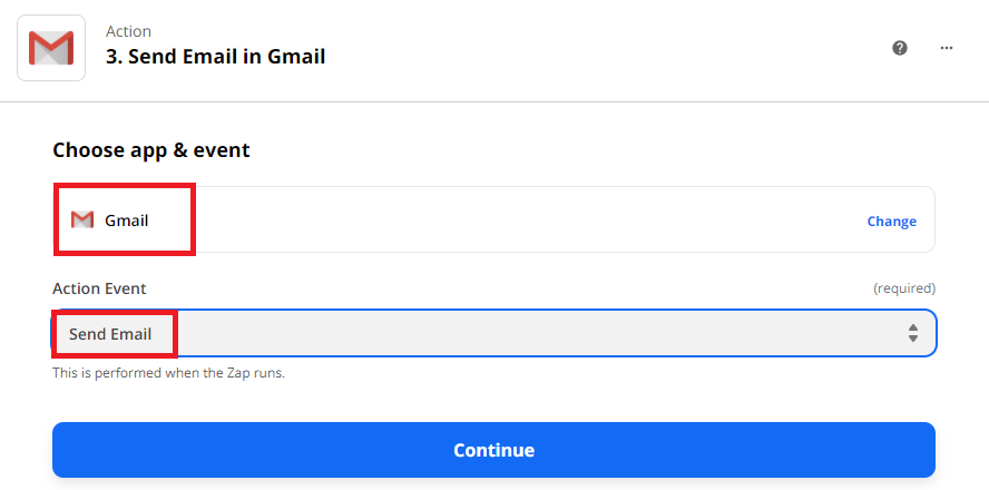 Send Parsed PDF Data Using Gmail