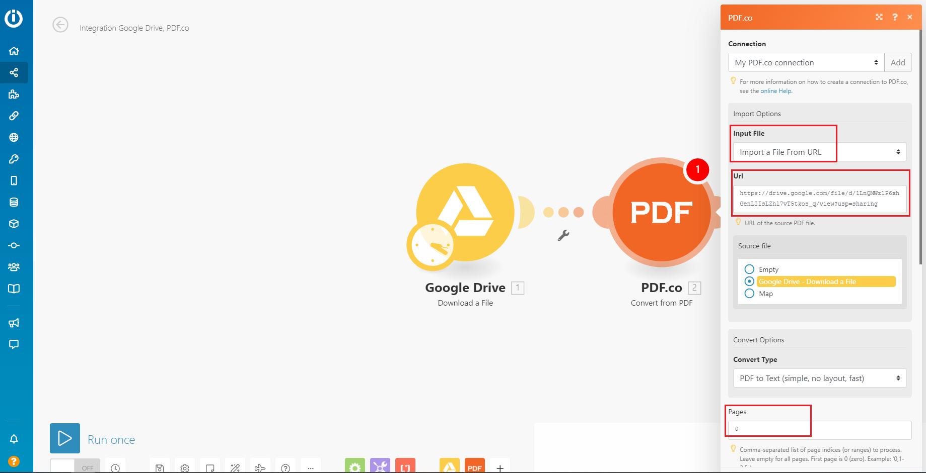 PDF.co Account