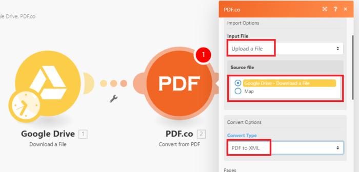 Configure PDF Module