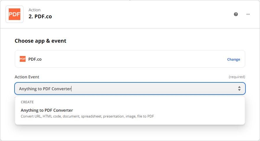 Anything To PDF Converter