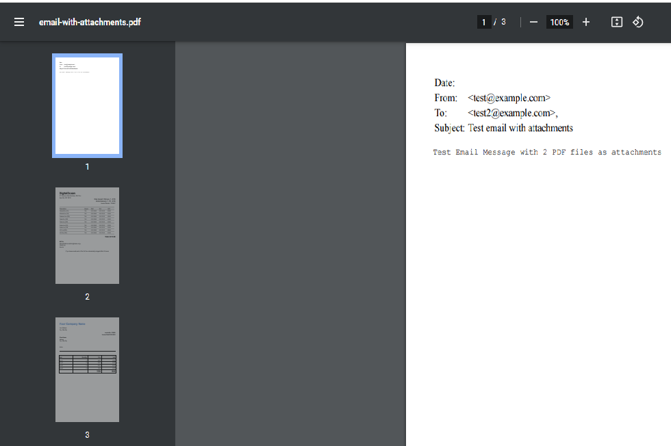 Sample Source File